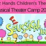 Jazz Hands Musical Theatre Logo