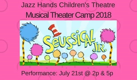 Jazz Hands Musical Theatre Performance
